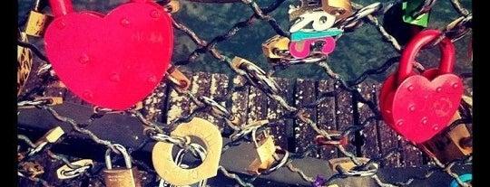 Pont des Arts is one of Paris Mon Amour!.