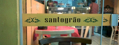 Cafe Santo Grao is one of Cafe.