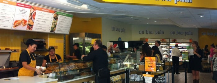 Au Bon Pain is one of DC.