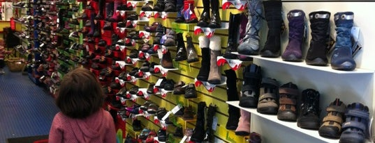 Harry's Shoes For Kids is one of NY shops.