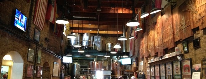 The Cannon Brew Pub is one of Bars in Columbus, GA #visitUS.