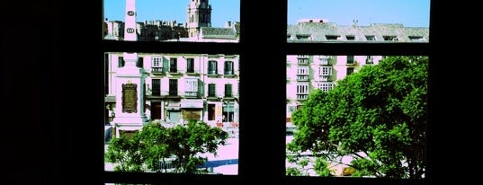 Plaza de la Merced is one of 101 cosas que ver en Málaga antes de morir.
