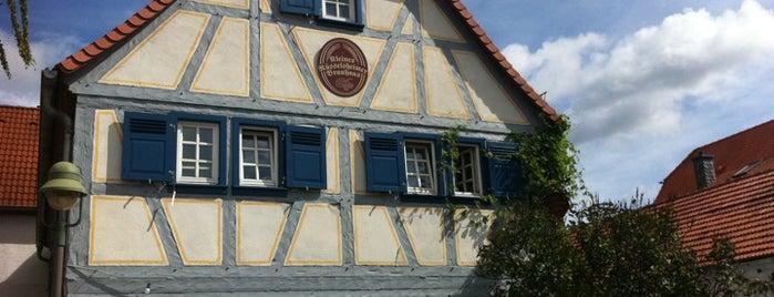 Kleines Rüsselsheimer Brauhaus is one of happen.
