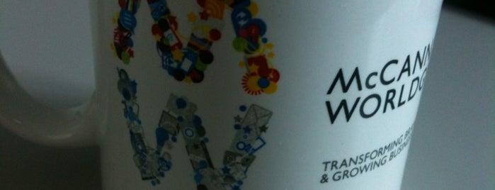 McCann Worldgroup is one of Agencias de Publicidad.