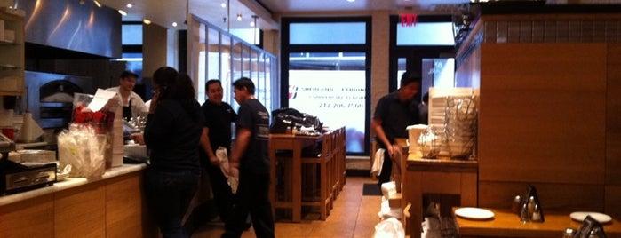 Adrienne's Pizza Bar is one of NYC - Manhattan - Restaurants.