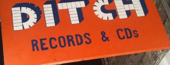 Ditch Records is one of Record Stores Worldwide.