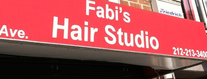 Fabi's Hair Studio is one of Pamper Yourself, MyCheck Style.