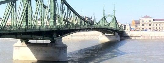 Szent Gellért tér is one of Must See in Budapest !.