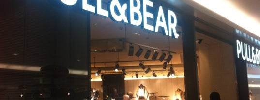 Pull & Bear is one of México.