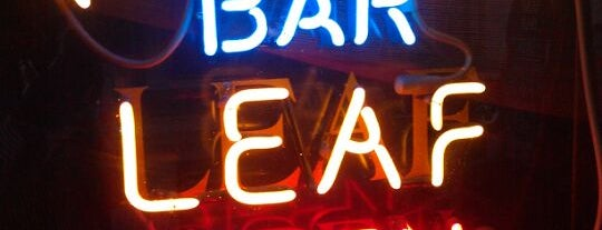 Maple Leaf Bar is one of Eric's Bachelor Party.