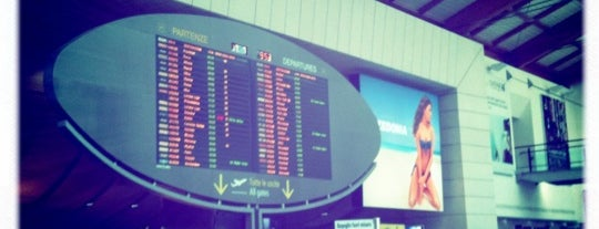 Venice Marco Polo Airport (VCE) is one of Italy.