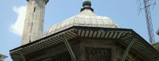 Hobyar Camii is one of MLTMSLMZ 님이 좋아한 장소.
