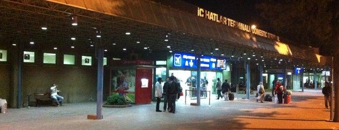 Adana Havalimanı (ADA) is one of Türkiye'deki Havalimanları.