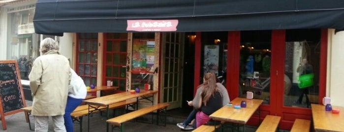La Cubanita is one of Wanna go there (again).