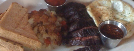Harry's Cafe and Steak is one of Best Brunch Spots.