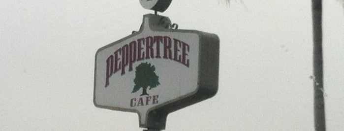 Peppertree Cafe is one of Lugares favoritos de Jesse.