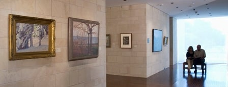Fred Jones Jr. Museum of Art is one of Oklahoma's Top Museums.