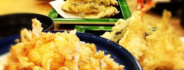 つきぢ天辰 本店 is one of 天丼食べたい (東京都内).