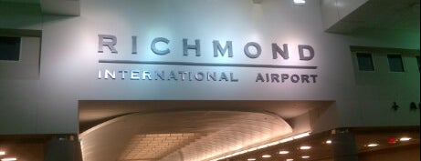 Richmond International Airport (RIC) is one of Airports Visited.