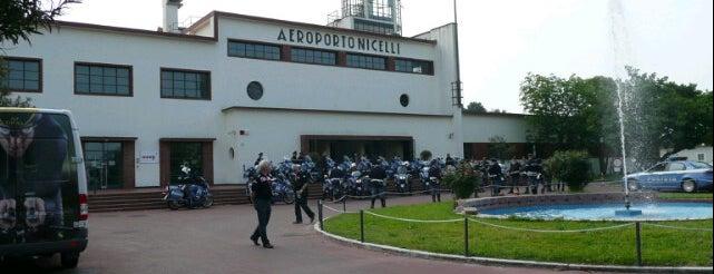 Aeroporto di Venezia Lido (LIPV) is one of Aeroportos.