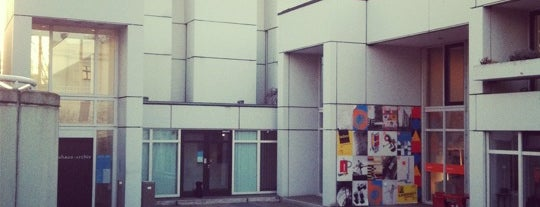 Bauhaus-Archiv is one of Let's go to Berlin!.