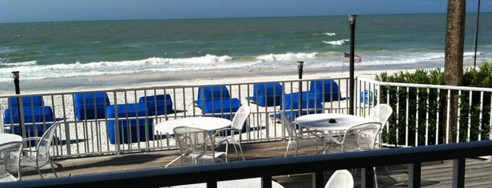 Mangos Restaurant and Tiki Bar is one of St Pete Beaches Feed Your Face Guide.