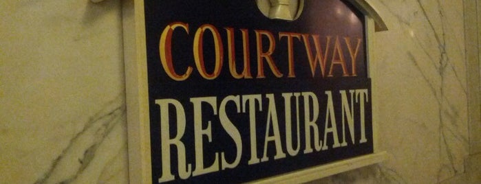 Courtway Restaurant is one of River North Eats.