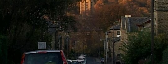 Saltaire is one of Dog Walking Spots in Yorkshire.