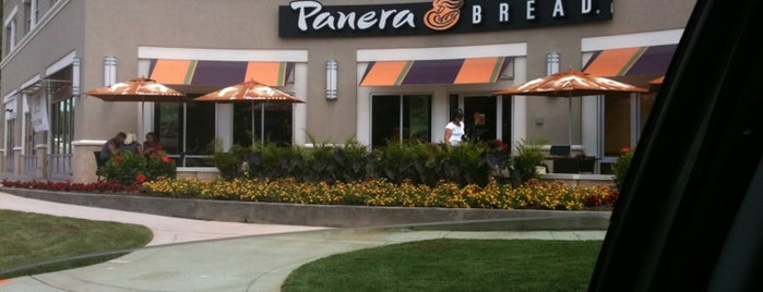 Panera Bread is one of Restaurants.
