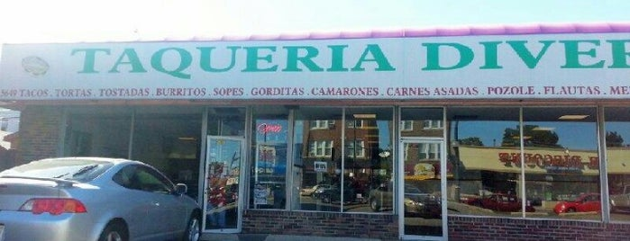 Taqueria Diversey is one of Knick's Liked Places.