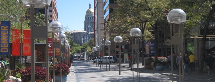 16th Street Mall is one of Things to Do in Denver.