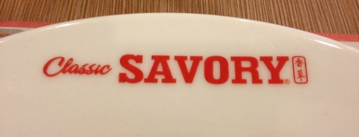 Classic Savory is one of Great places for everything.