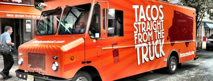 The Taco Truck Store is one of Eat & Drink Jersey City/Hoboken.
