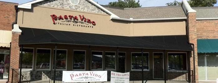 Pasta Vino is one of Atlanta.