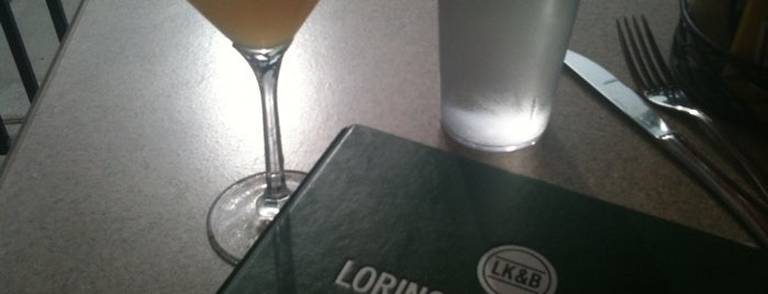 Loring Kitchen and Bar is one of The Fabulous Life.