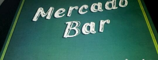 Mercado Bar is one of Comer e Beber em Salvador.