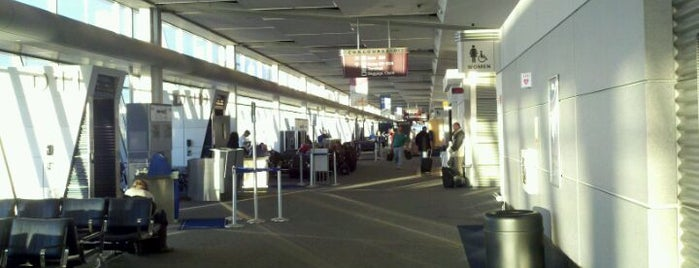 Cleveland Hopkins International Airport (CLE) is one of Big Country's Airport Adventures.