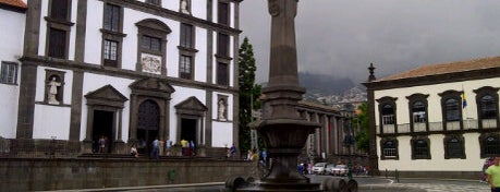 Largo do Colégio is one of Funchal #4sqCities.