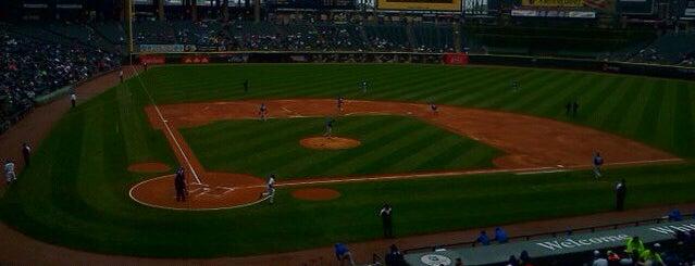 Major League Baseball Parks