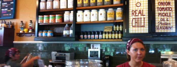 Potbelly Sandwich Shop is one of Virginia bucket list.