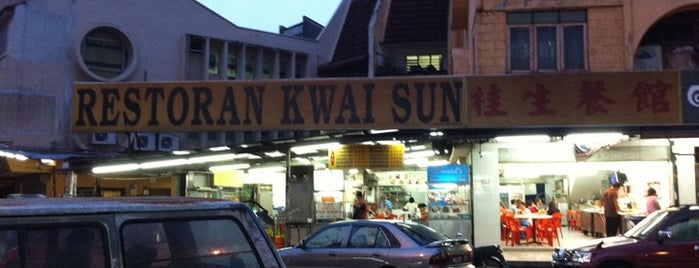 Restoran Kwai Sun is one of Posti che sono piaciuti a MAC.