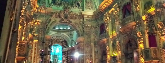 Igreja Nossa Senhora do Monte do Carmo (Ordem Terceira) is one of Para conhecer.