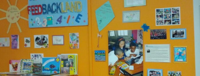 DonorsChoose.org is one of Silicon Alley, NYC (List #2).