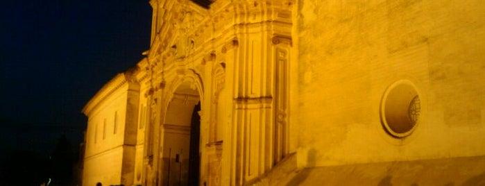CAAC - Centro Andaluz de Arte Contemporáneo is one of Cosas que ver en Sevilla.
