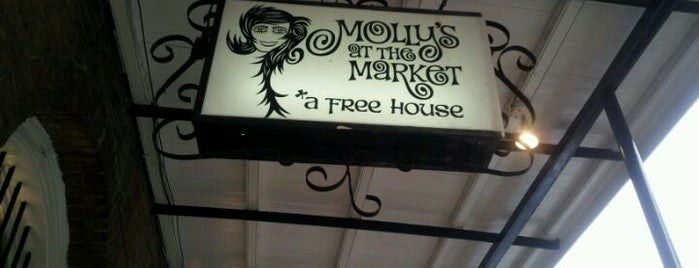Molly's at the Market is one of New Orleans.