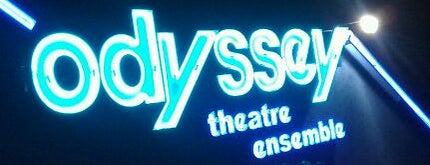 Odyssey Theatre is one of los angeles 🇺🇸.