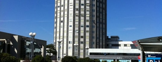 Hospitales y centros de salud de calidad