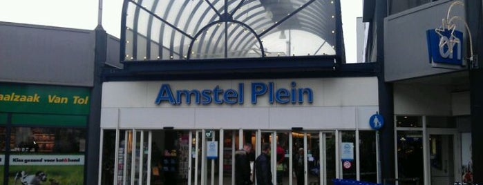 Winkelcentrum Amstelplein is one of Kevinさんのお気に入りスポット.