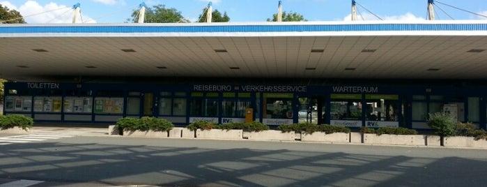 Omnibusbahnhof is one of FlixBus.
