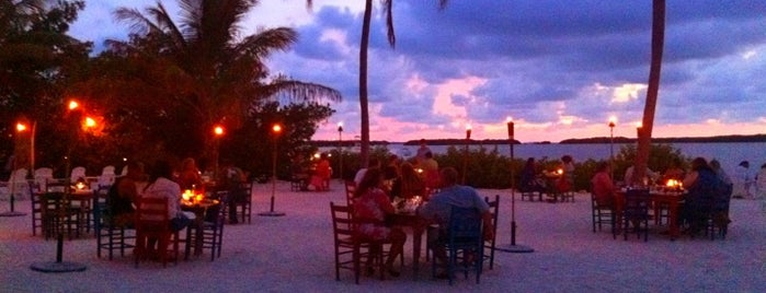Morada Bay Beach Cafe is one of islamorada.
